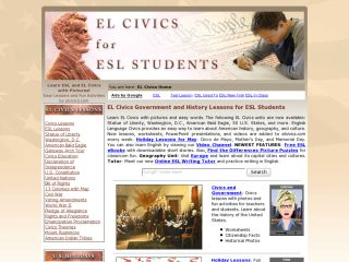 Náhled odkazu http://www.elcivics.com/