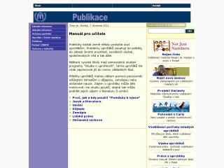 Náhled odkazu http://www.unhcr-centraleurope.org/cz/index.html