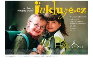 Náhled odkazu http://inkluze.cz/