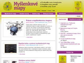 Náhled odkazu http://myslenkove-mapy.cz/