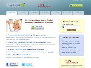 Náhled odkazu http://www.linguahouse.com/