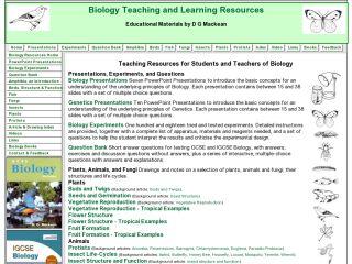 Náhled odkazu http://www.biology-resources.com