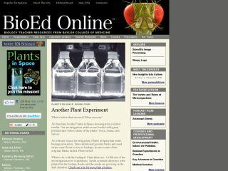 Náhled odkazu http://www.bioedonline.org