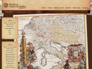 Náhled odkazu http://mapy.mzk.cz/mollova-sbirka/
