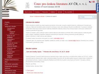 Náhled odkazu http://www.ucl.cas.cz/cs/verejnosti-a-skolam/literatura-ke-stazeni