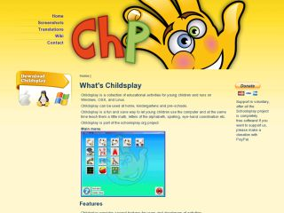 Náhled odkazu http://www.schoolsplay.org/