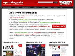 Náhled odkazu http://www.openmagazin.cz/
