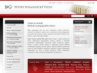 Náhled odkazu http://www.statpedu.sk/
