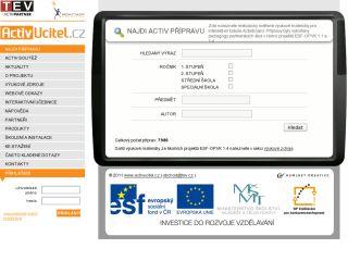Náhled odkazu http://www.activucitel.cz/