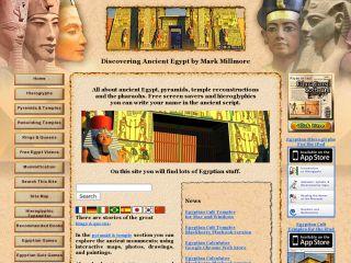 Náhled odkazu https://discoveringegypt.com/