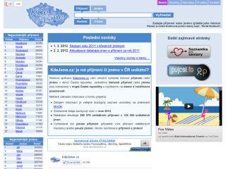 Náhled odkazu http://www.kdejsme.cz/