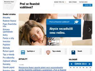 Náhled odkazu http://www.psfv.cz/