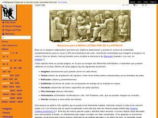 Náhled odkazu http://lingualatina-orberg.wikispaces.com/