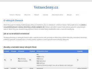 Náhled odkazu http://www.vetnecleny.cz/