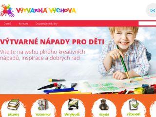 Náhled odkazu http://vytvarna-vychova.cz/