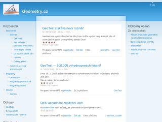 Náhled odkazu http://drupal.geometry.cz/