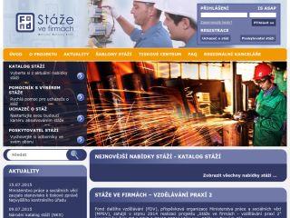 Náhled odkazu http://www.narodnikatalogstazi.cz/