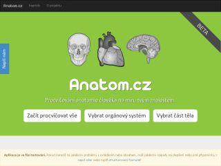 Náhled odkazu https://anatom.cz/
