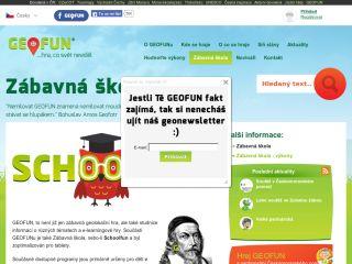 Náhled odkazu https://www.geofun.cz/zabavna-skola/?no_session=1
