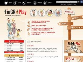 Náhled odkazu http://www.fingrplay.cz