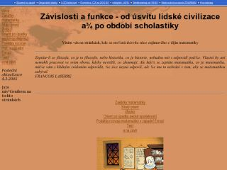 Náhled odkazu http://jedule.webpark.cz/index.html