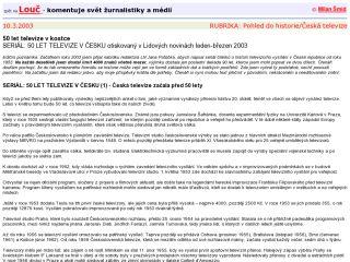 Náhled odkazu http://www.louc.cz/03/950310.html